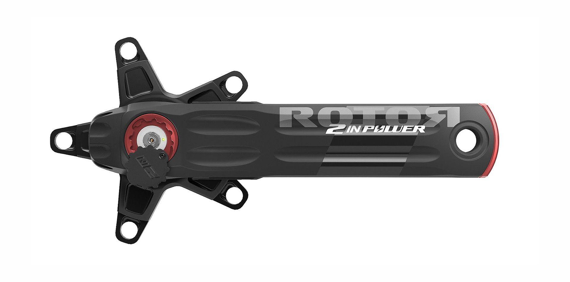 Rotor 2INpower Powermeter