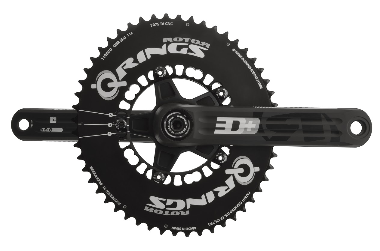 Rotor 3D INpower Powermeter