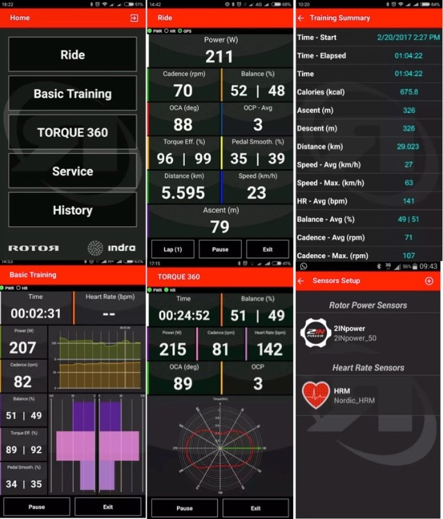 ROTOR Power-App für Android